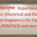 BREB,PGCB Departmental MCQ Question for Electrical