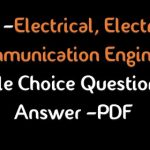 GATE ECE 2017 Multiple Choice Questions with Answer-Practice(PDF)