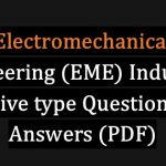 Engineering MCQ Questions