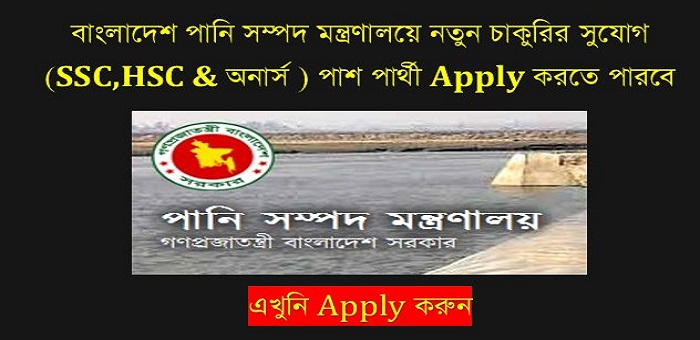 Water Development Board Job Circular(BWDB) 2017